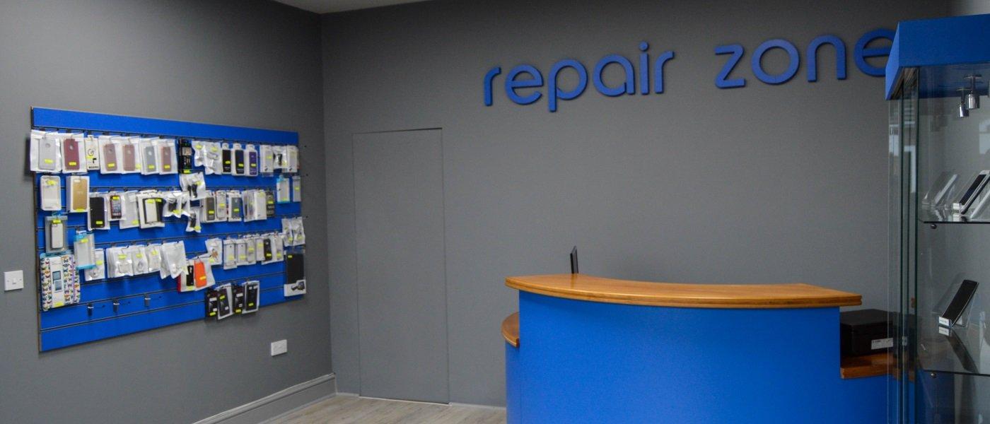 phone repair shop Wakefield